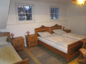 Bavarian bedroom