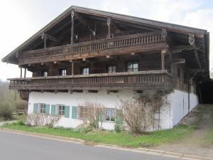 A typical Bavarian house.