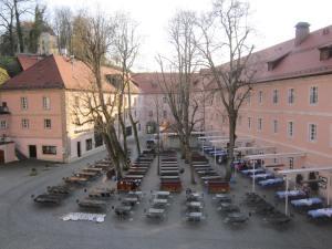 Kloster Weltenburg biergarten