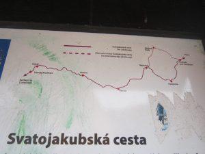 Svatojakubska cesta