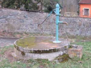 water pump in Czech Republic