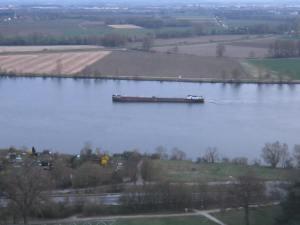 Danube river boat