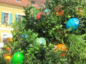 Easter egg decorations in Bavaria