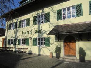 Gasthof zur Post Wiesenfelden