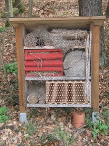Bavarian insect hotel