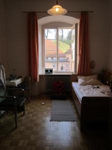 My room at Kloster Weltenburg