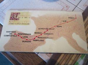 Prague to Santiago
