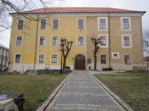 The information centre in Pribram