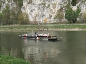 River ferryboat at Kloster Weltenburg