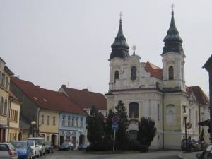 Church at Rozmital