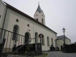 St. Jakob's church Eschlkam