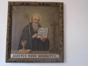 Sanctus Pater Benedictus