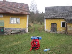 Czech farmhouse cottage