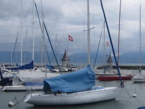 Lake Geneva Jakobsweg