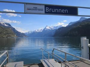 Brunnen ferry