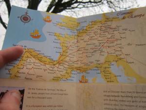Camino de Europa