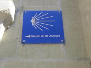 Chemin de St Jacques