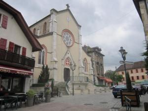 Church-at-St-Genix-sur-Guiers