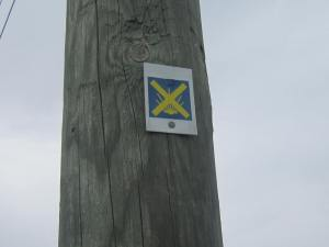 France Camino Sign