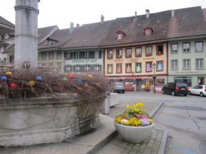 Huttwil Suisse Jakobsweg