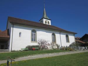 Rueggisberg church