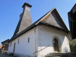 Schwarzenburg chapel