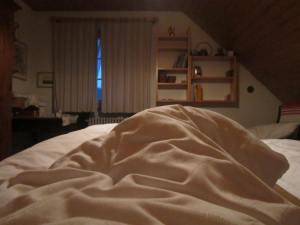 Sleeping like a baby on the Jakobsweg