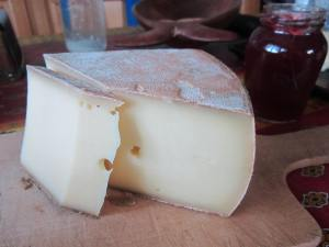 Swiss cheese Fribourg