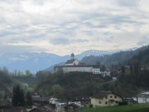 Werthenstein monastery
