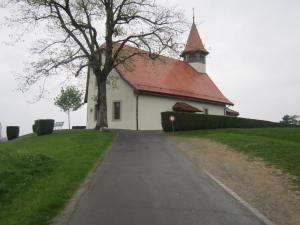 Lausanne church