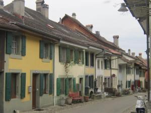 Moudon Chemin Saint Jacques