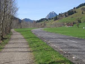 Walk from Einsiedeln to Haggenegg