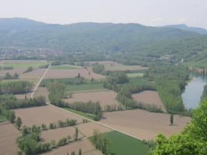 Rhone-river-Savoie