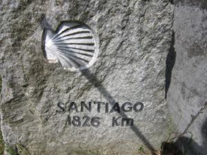 Santiago-1,826km