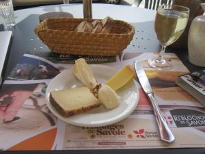 Savoie-cheese