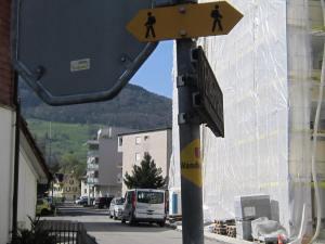 Schweiz to Brunnen