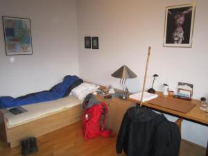 Sleeping in Konstanz
