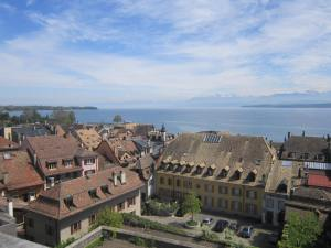View of Nyon