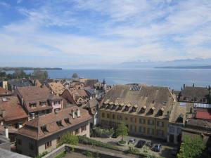 View of Nyon