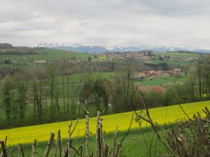 Moudon to Lausanne