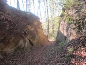 Walking to Burgdorf