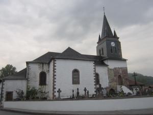 Basque-church-architecture