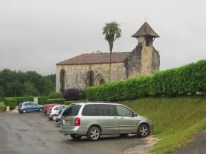 Chapelle-de-Caubin-XIIeme-Siecle