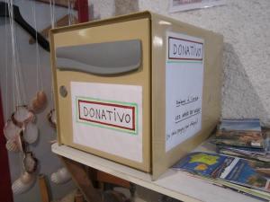 Donativo-box