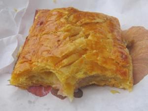 Feuillete-Jambon-Champignon