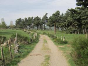 Walk to St-Alban sur - Limagnole