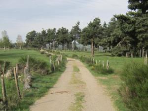 Walk to St-Alban sur - Limagnole