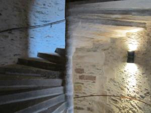 Conques spiral staircase