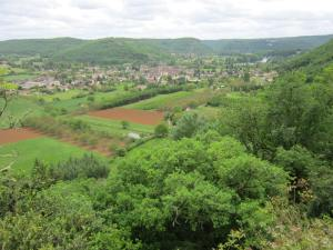 View of Cajarc