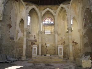 Flamarens-church